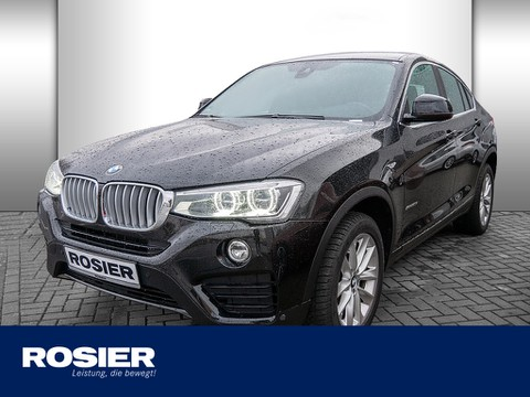 BMW X4 xDrive 30dA Advantage
