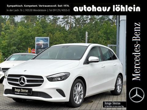 Mercedes-Benz B 200 MBUX FERNLICHT-ASSISTENT