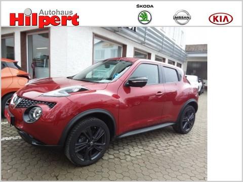 Nissan Juke 1.6 DIG-T Acenta Tech-Paket Ext-Schwarz