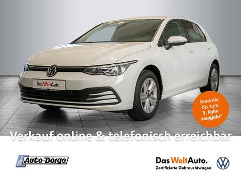 Volkswagen Golf VIII LIFE BEHEIZTES LENKRAD ABSTANDSTEMPOMAT