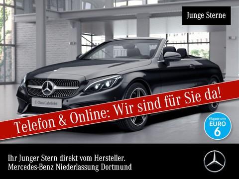 Mercedes-Benz C 250 Cab AMG °