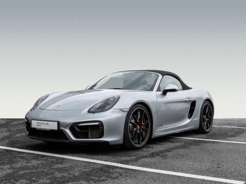 Porsche Boxster GTS Sportfahrwerk