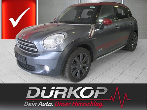 MINI Cooper D Country 1.6 man All4 Park Lane