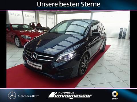 Mercedes-Benz B 180 d URBAN NIGHT-PAKET