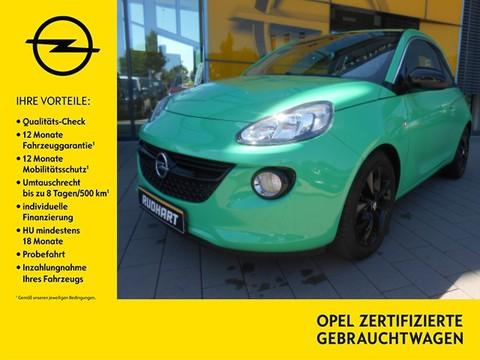 Opel Adam 1.2 Jam LM16 Black