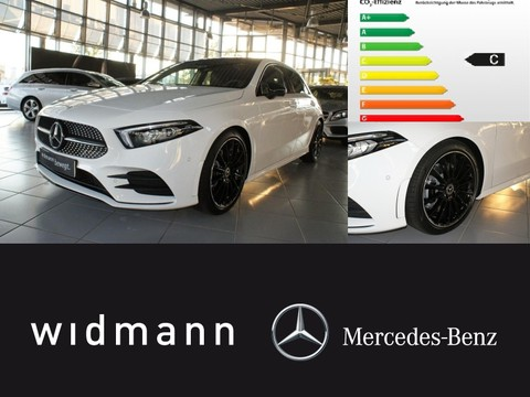 Mercedes A 250 Kompaktlimousine Licht-&