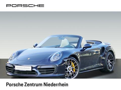 Porsche 991 9.6 Turbo S Cabriolet UPE 2241