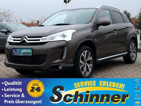 Citroën C4 Aircross HDi 150 Stop & Start Exclusive Hifi Paket