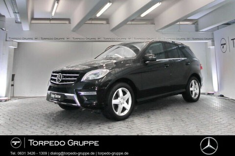 Mercedes-Benz ML 400 AMG
