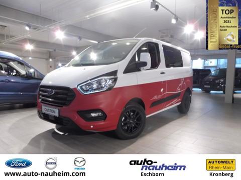 Ford Transit Custom 320 L1 PKW Kasten Multifunktionsfahrzeug Sonderfolierung