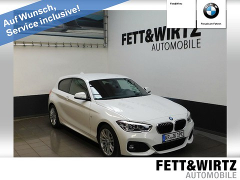 BMW 118 i M-Sport HiFi 17