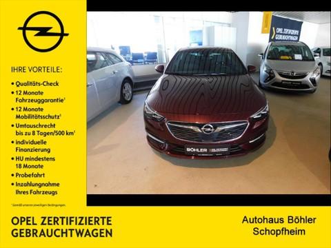 Opel Insignia 2.9 Grand Sport INNOVATION Turbo BÖHLER RENT ehem Neupreis 550 - EUR