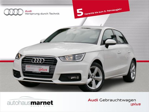Audi A1 1.0 TFSI Sportback Design Media Paket