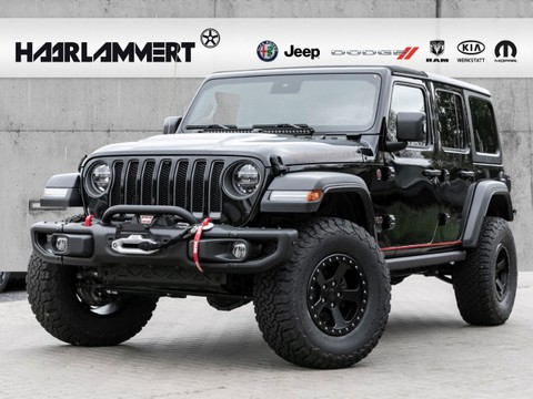 Jeep Wrangler Unlimited Rubicon UMBAU