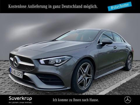 Mercedes-Benz CLA 180 d Coupé AMG Spur