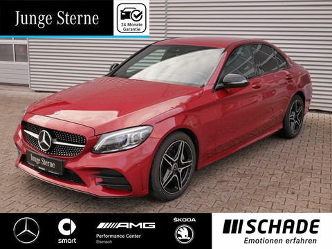 Mercedes-Benz C 300 AMG AMG Night Assistent-P