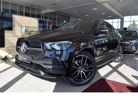Mercedes-Benz GLE 350 d Coupé AMG NIGHT-
