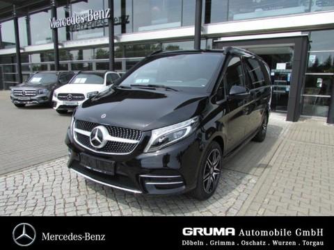 Mercedes-Benz V 300 d AVANTGARDE EDITION Lang AMG Line