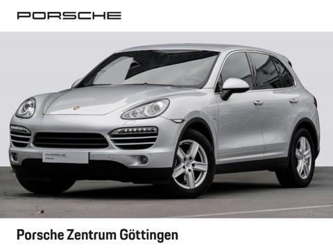 Porsche Cayenne Diesel el klappb Spurwechselassistent