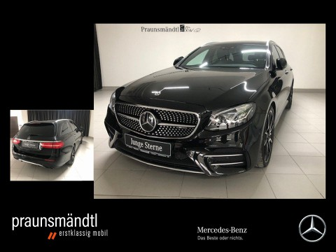Mercedes-Benz E 43 AMG T StaHz ° 20 Wid