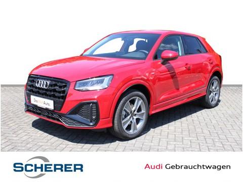 Audi Q2 1.5 TFSI S-Line