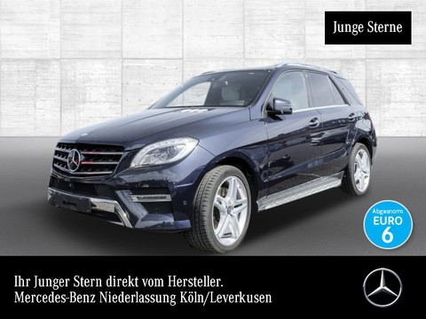 Mercedes ML 500 designo AMG 360° Airmat Harman