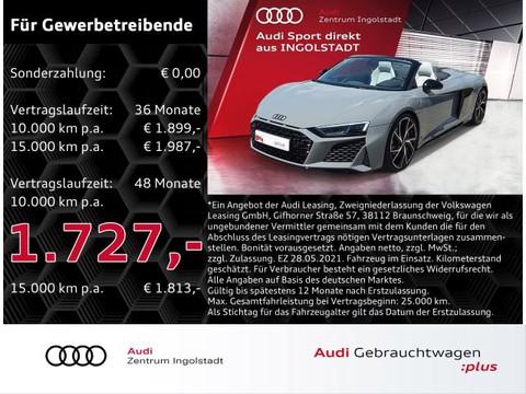 Audi R8 Spyder V10 quattro qu LASER Magnetic Carb