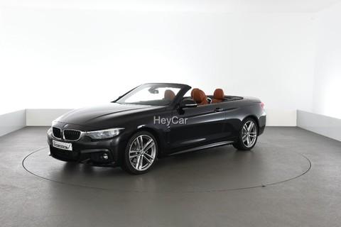 BMW 430 8.7 d Cabrio M Sport ehem UPE 720 EUR