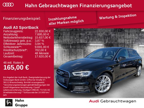 Audi A3 1.5 TFSI Sportback Sport