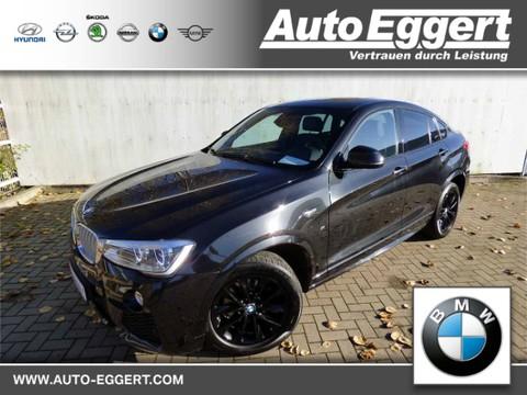 BMW X4 xDrive 35d M-Sportpaket AD