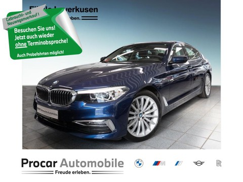 BMW 540 i xDrive Luxury Line HK HiFi