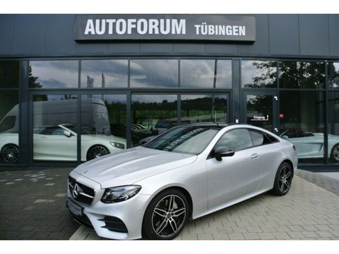 Mercedes-Benz E 300 Coupe AMG LINE NIGHTPAKET