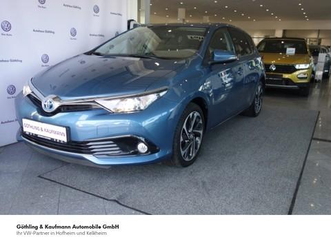 Toyota Auris Hybrid Design Edition Key