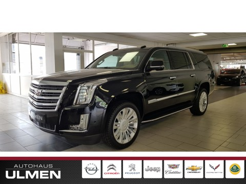 Cadillac Escalade Platinum ESV Langversion