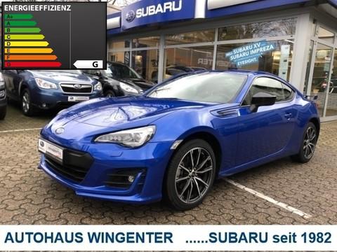Subaru BRZ 2.0 Sport i Modell 2019 EU6d-T 250 km