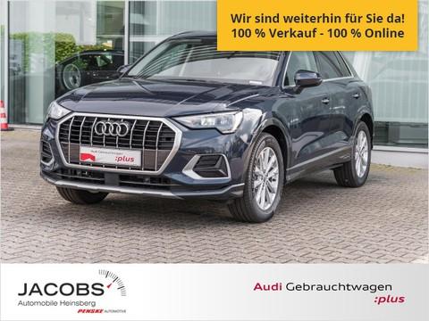 Audi Q3 1.5 TFSI 35 advanced
