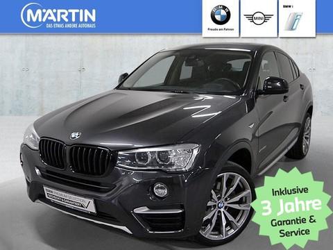 BMW X4 xDrive20d xLine HK HiFi