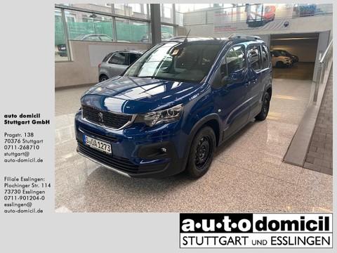 Peugeot Rifter 1.5 130 Automatik Allure L1 (EURO 6d)