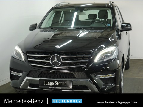 Mercedes-Benz ML 350 AMG TV