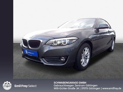 BMW 218 i Coupe Advantage