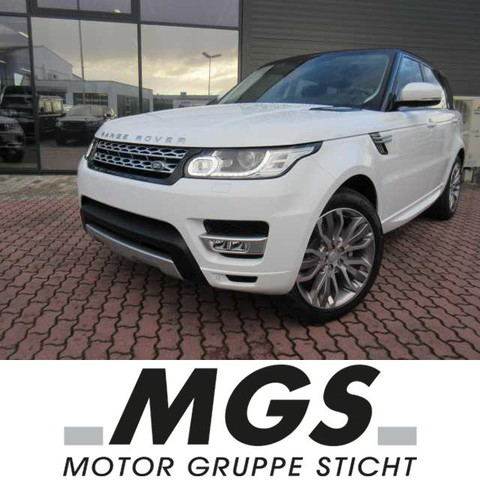 Land Rover Range Rover Sport SD4 HSE #Meridian