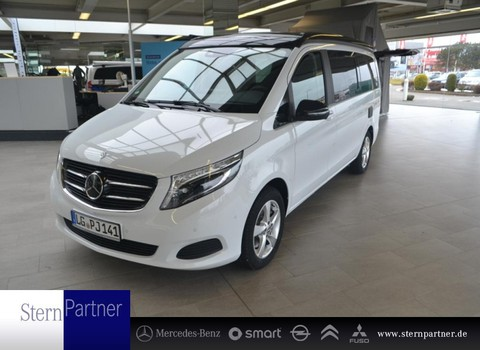 Mercedes V 250 d Marco Polo Edition Spur-P