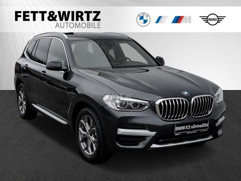 BMW X3 xDrive20d xLine DA PA LivBe