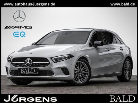 Mercedes-Benz A 200 d MBUX-HE 18 Night