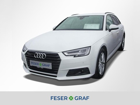 Audi A4 2.0 TFSI Avant qu