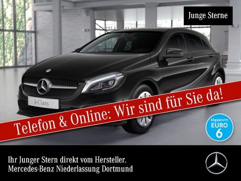 Mercedes-Benz A 200 d T Sitzkomfort