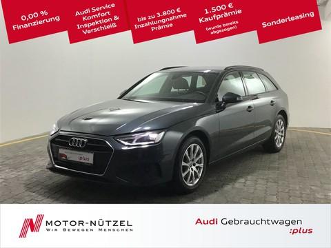 Audi A4 Avant 35TFSI