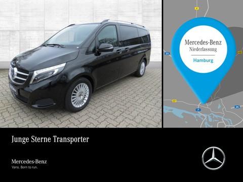 Mercedes-Benz V 220 lang Edition Sportpak