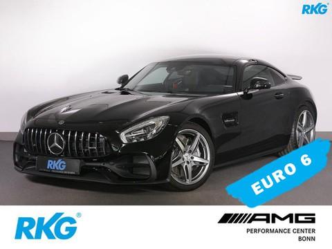 Mercedes AMG GT Burmester Parkass