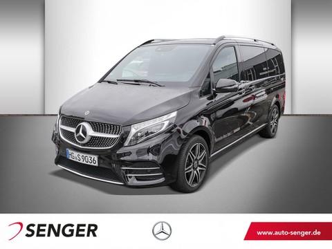 Mercedes-Benz V 300 d Edition Avantgarde lang Distro